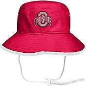 OSU Men's Ohio State Buckeyes Scarlet Drawstring Bucket Hat