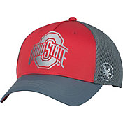 OSU Men's Ohio State Buckeyes Scarlet Reflection Structured Snapback Hat