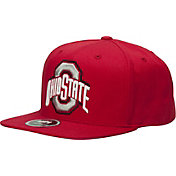 OSU Men's Ohio State Buckeyes Scarlet Touchback Snapback Hat