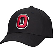 OSU Youth Ohio State Buckeyes Signal II Black Adjustable Hat