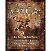 Ohio Wholesale Man Cave Tin Sign