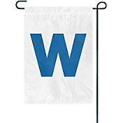 "Party Animal Chicago Cubs ""W"" Garden/Window Flag"