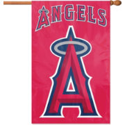 Party Animal Los Angeles Angels Applique Banner Flag