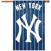 Party Animal New York Yankees Applique Banner Flag