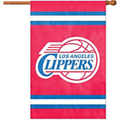 Party Animal Los Angeles Clippers Applique Banner Flag