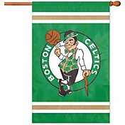 Party Animal Boston Celtics Applique Banner Flag