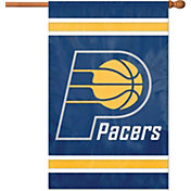 Party Animal Indiana Pacers Applique Banner Flag