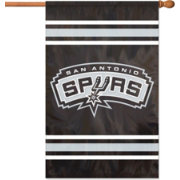 Party Animal San Antonio Spurs Applique Banner Flag