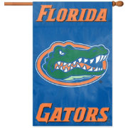Party Animal Florida Gators Applique Banner Flag