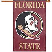 Florida State Seminoles Applique Banner Flag