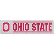 Party Animal Ohio State Buckeyes Giant 8' x 2' Banner