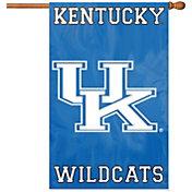 Party Animal Kentucky Wildcats Applique Banner Flag