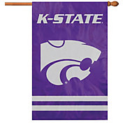 Party Animal Kansas State Wildcats Applique Banner Flag
