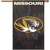 Party Animal Missouri Tigers Applique Banner Flag