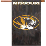 Party Animal Missouri Tigers Applique Banner Flag
