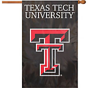 Party Animal Texas Tech Red Raiders House Flag