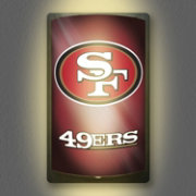 Party Animal San Francisco 49ers MotiGlow Light Up Sign