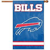 Party Animal Buffalo Bills Applique Banner Flag