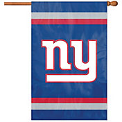 Party Animal New York Giants Applique Banner Flag