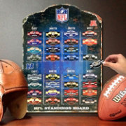Party Animal NFL Magnetic Standings Board