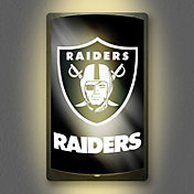 Party Animal Oakland Raiders MotiGlow Light Up Sign