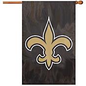 Party Animal New Orleans Saints Applique Banner Flag