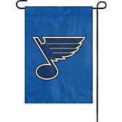 Party Animal St. Louis Blues Garden/Window Flag