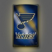 Party Animal St. Louis Blues MotiGlow Light Up Sign
