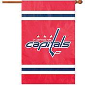 Party Animal Washington Capitals Applique Banner Flag