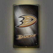 Party Animal Anaheim Ducks MotiGlow Light Up Sign