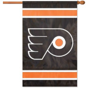 Party Animal Philadelphia Flyers Applique Banner Flag