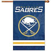 Party Animal Buffalo Sabres Applique Banner Flag