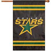 Party Animal Dallas Stars Applique Banner Flag