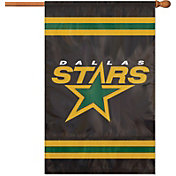 Party Animal Dallas Stars Applique Banner Flag