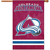 Party Animal Colorado Avalanche Applique Banner Flag