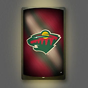Party Animal Minnesota Wild MotiGlow Light Up Sign