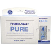 Potable Aqua Pure Water Filter System