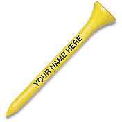 Colored Golf Tees