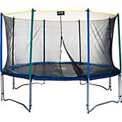 Pure Fun 12' Trampoline and Enclosure Set