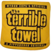 Pittsburgh Steelers Terrible Towel Blanket
