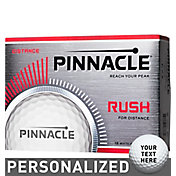Pinnacle Rush Personalized Golf Balls