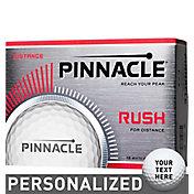Pinnacle Rush Personalized Golf Balls