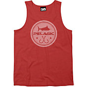 Pelagic Men's Circle Logo Premium Tank Top
