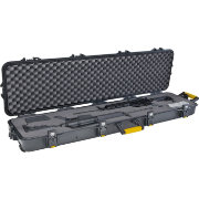 Plano All Weather Double Scoped Rifle Case