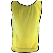 PRIMED Yellow Pinnies – 6 Pack