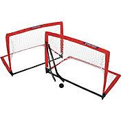PRIMED Pop-Up Knee Hockey Goal Set