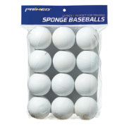 PRIMED Sponge Training Baseballs - 12 Pack