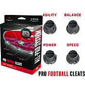 """Position-Tech All-Pro System 1/2"""" Replacement Football Cleats"""
