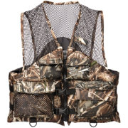 Podium Adult Camo Fishing Life Vest