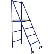 Porter Free Standing Volleyball Judge Stand